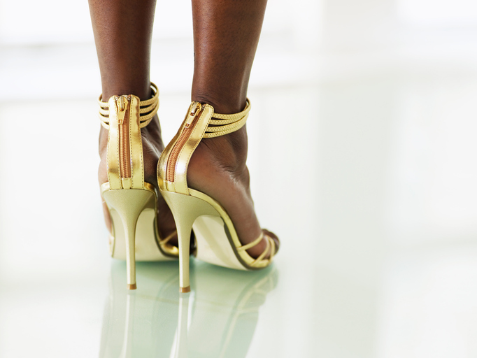 The Health Dangers Of 'Cute' Shoes