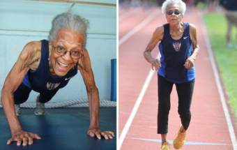 "105-Year-Old Sprinter Ida Keeling: ""I'm Running From Old Age"""