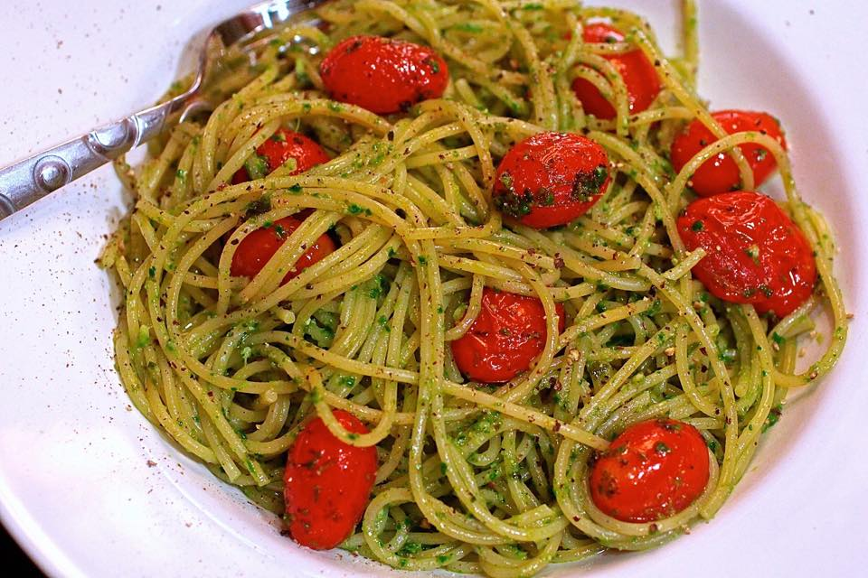 Collard Green Pesto