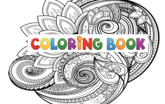 The New Therapy: Coloring Books For Adults