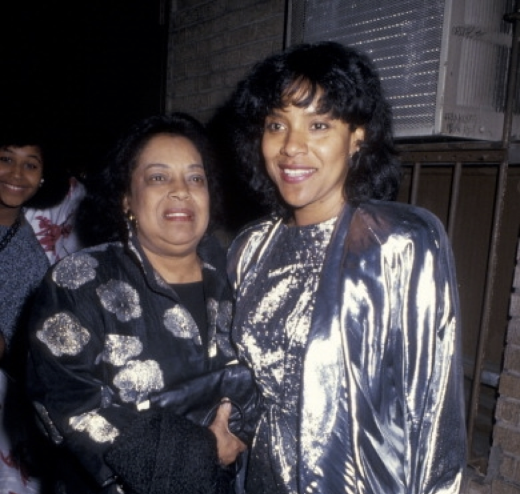 Phylicia Rashad & Debbie Allen: Generations Of Motherhood Magic