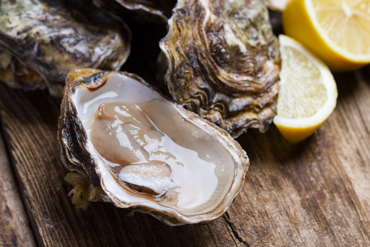 oysters for hair growth
