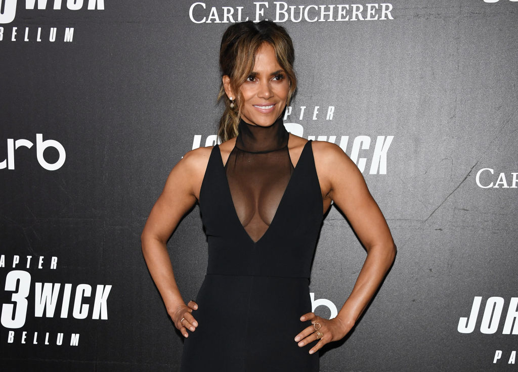 Halle Berry: Over 50 'Just Keeps Getting Better With Time'