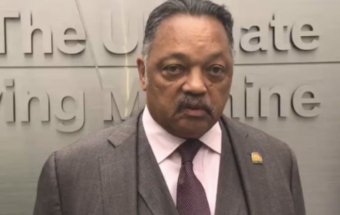 Prayer's Up: Jesse Jackson Diagnosed With Parkinson's Disease