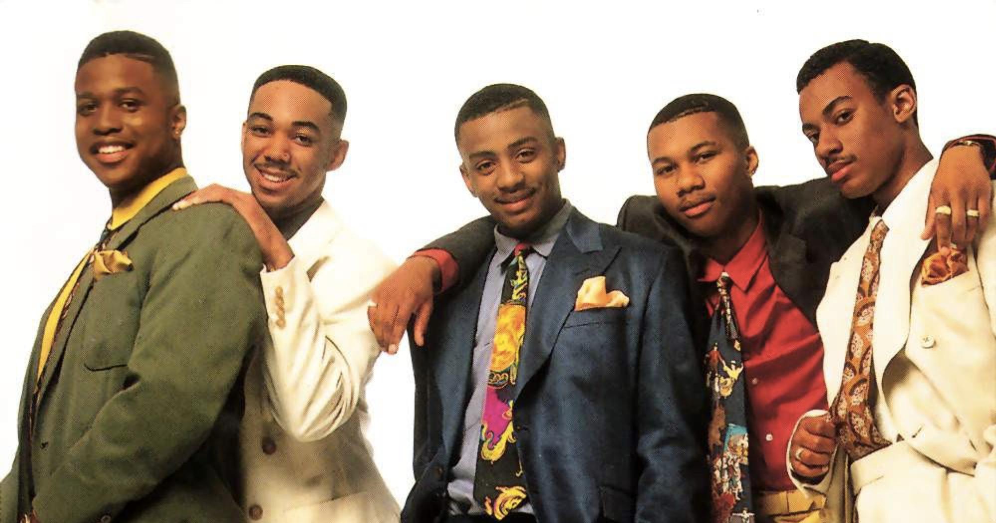 Remembering 90's R&B Group Singer, Tony Thompson