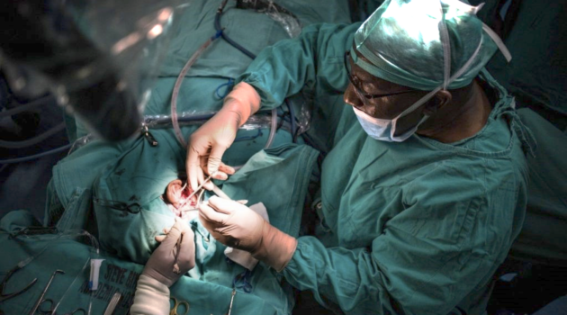 DOCTOR MAKES HISTORY WITH FIRST-EVER EAR TRANSPLANT TO CURE DEAFNESS