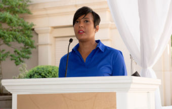Atlanta Mayor, Keisha Lance-Bottoms, Tests Positive for COVID-19