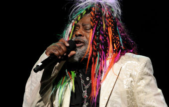 George Clinton: 'Funking' the World Up One Day at a Time
