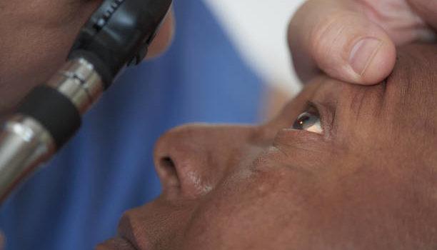 dementia eye problems